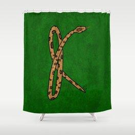 K for KAA Shower Curtain