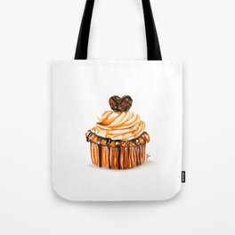 Caramel Delight Tote Bag