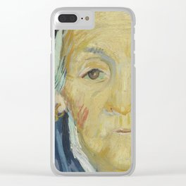 An Old Woman of Arles Clear iPhone Case