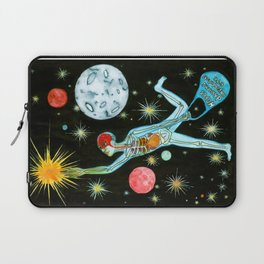 Illusion of existence Laptop Sleeve