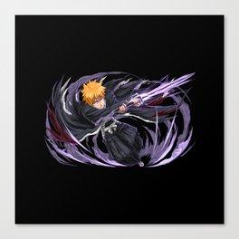 Ichigo Bleach Canvas Print