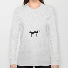 Slinky Panther Long Sleeve T-shirt