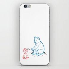 Da Bears - Camping iPhone Skin
