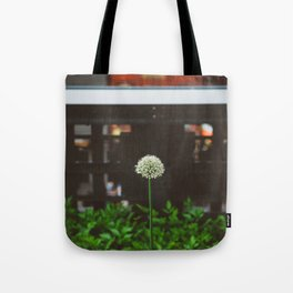 New York Garden Tote Bag