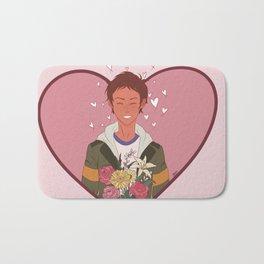 Lance wants a valentines. *Cough* Keith *Cough* Bath Mat