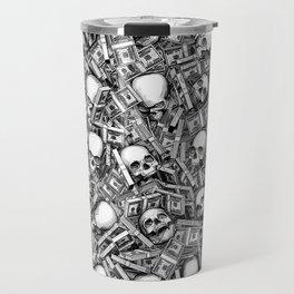 Root Of All Evil Travel Mug