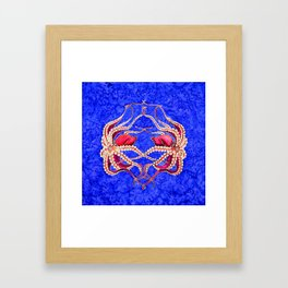 Ocean 16 Framed Art Print