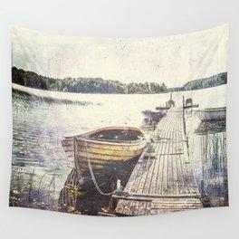 Boaty Wall Tapestry