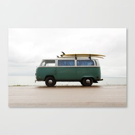 Superior Surf Canvas Print