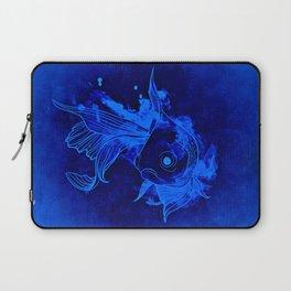 Fish Illustration (Goldfish 2) Laptop Sleeve