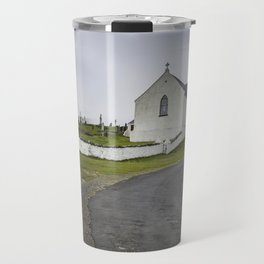 St. Marys Church - Lagg Travel Mug