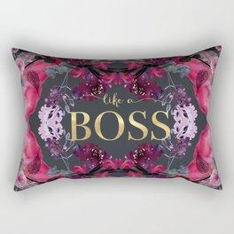 LIKE A BOSS  Rectangular Pillow