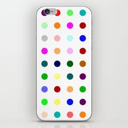 Amoxapine iPhone Skin