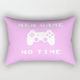 Funny Gamer Geek Controler New Game Nerdy Gift Rectangular Pillow