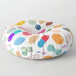 Sunny Pills Floor Pillow