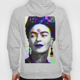 Frida Kahlo iridescence Hoody
