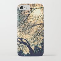 sunshine iPhone & iPod Cases featuring Sunshine by Graphic Tabby