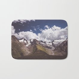 The mighty glaciers Bath Mat