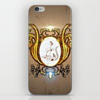 music notes iPhone & iPod Skins featuring Key notes  by nicky2342