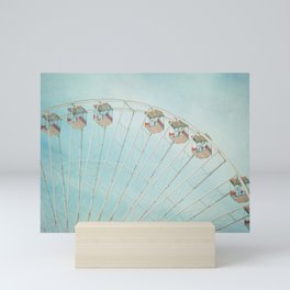 The Giant Wheel Mini Art Print