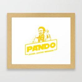 Pando Framed Art Print