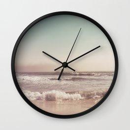 Pfeiffer Beach II Wall Clock