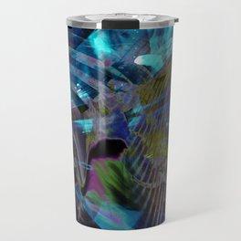 """""""Aqua Boogie"""" Travel Mug"""