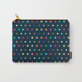 Color Polka Carry-All Pouch