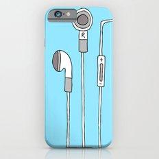 HEADPHONES iPhone 6s Slim Case