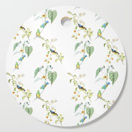 Birds #2 Cutting Board