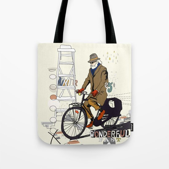 Parisian Dream Tote Bag