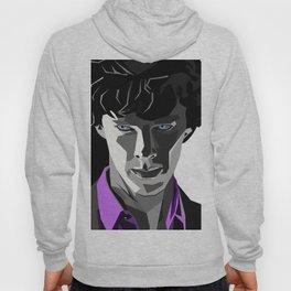 Sherlock Holmes Portrait Hoody