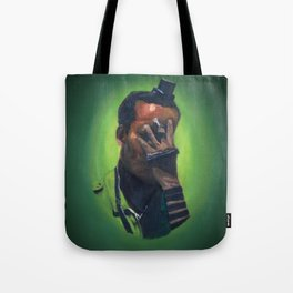 Untitled (soldier, green) Tote Bag