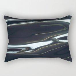 H2O # 29   water abstract Rectangular Pillow
