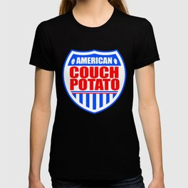 American Couch Potato T-shirt