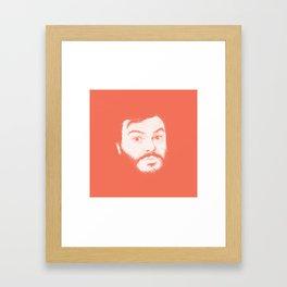 Jack again Framed Art Print
