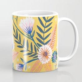 Sunshine florals Coffee Mug