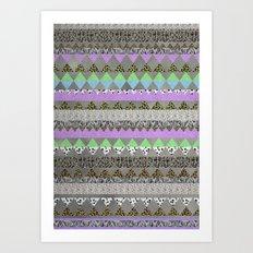 CANDIE LEO Art Print