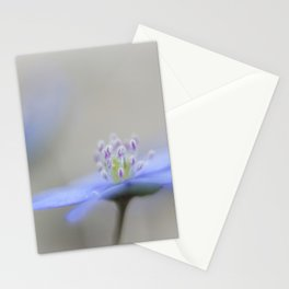 Soft violet Stationery Cards