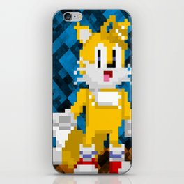 Miles Prower iPhone Skin