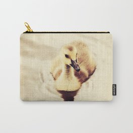 Baby Canadian Goose Carry-All Pouch