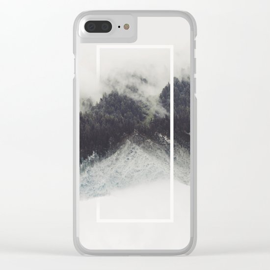 Core Clear iPhone Case