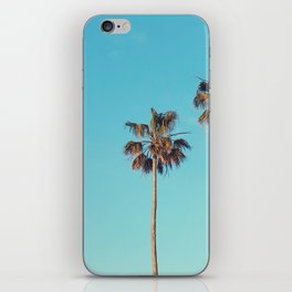 Two Palm Trees iPhone Skin