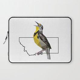 Montana – Western Meadowlark Laptop Sleeve