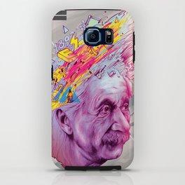 Mr. Einstein iPhone Case