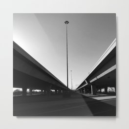 City veins Metal Print