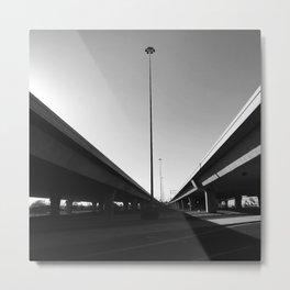 City veins Metal Print