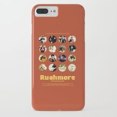 Wes Anderson / Rushmore - The Many Faces of Max Fischer iPhone 7 Plus Slim Case