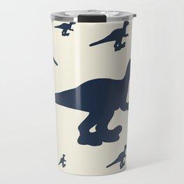 For The Love of Dinosaurs Travel Mug