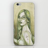 industrial iPhone & iPod Skins featuring Industrial. by Sam Pea